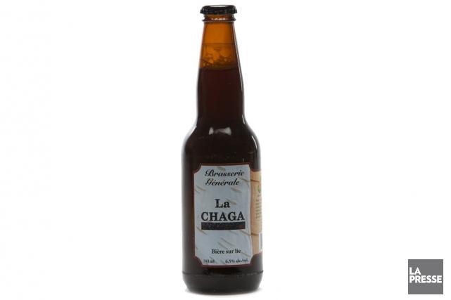 De mémoire, nous n'avions jamais dégusté une bière concoctée à base de... (PHOTO ANDRÉ PICHETTE, LA PRESSE)