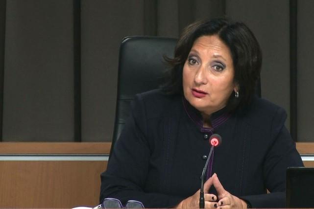 La commission d'enquête, qui devait entendre ses derniers... (PHOTO ARCHIVES LA PRESSE CANADIENNE)