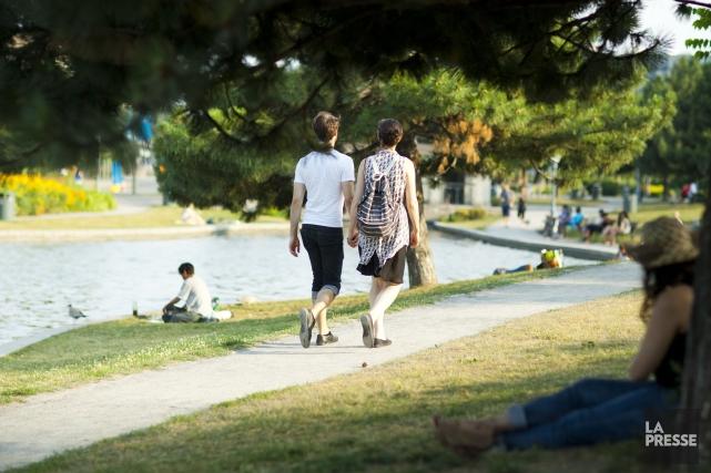 Le Québec vit son «Été des Indiens». (PHOTO SARAH MONGEAU-BIRKETT, ARCHIVES LA PRESSE)