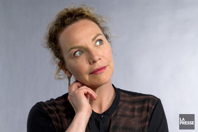 L'actrice Macha Limonchik... (PHOTO ALAIN ROBERGE, LA PRESSE)