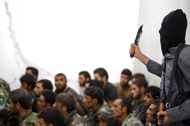 Les djihadistes ont instauré à Raqqa un État... (Photo Associated Press)