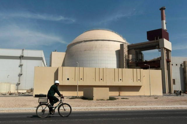 Les grandes puissances et Israël soupçonnent Téhéran de... (Photo Mehr News Agency, Majid Asgaripour, archives AP)