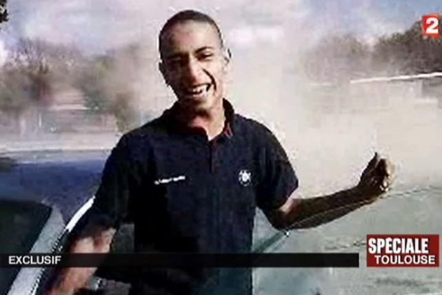 Parmi les djihadistes présumés figurent le beau-frère de... (PHOTO FRANCE 2, AFP)