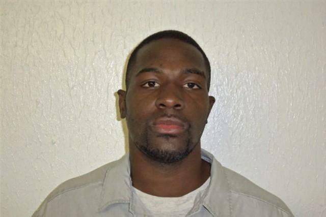 Alton Nolen demeurait hospitalisé dans un état stable... (Photo Oklahoma Department of Corrections, AP)