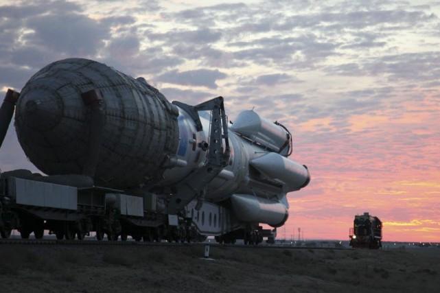 La version améliorée Proton-M a rencontré toute une... (Photo AFP)