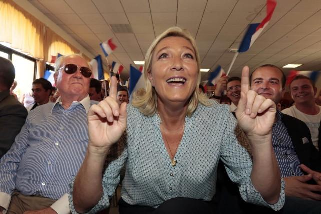 Le Front national va également faire son entrée... (Photo ERIC GAILLARD, Archives Reuters)