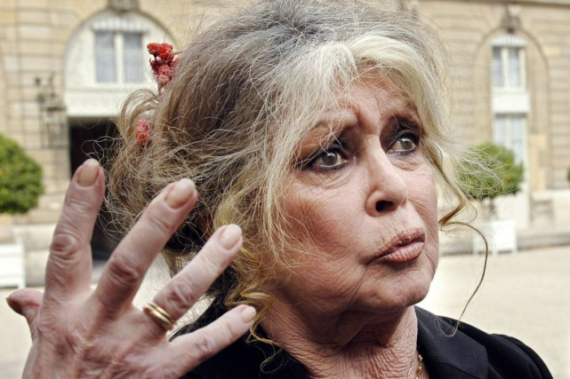 Brigitte Bardot... (Photo Eric Feferberg, archives Agence France-Presse)