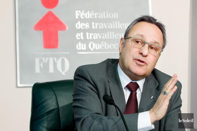Interrogé après les conclusions d'ententes entre Québec et... (Photothèque Le Soleil)