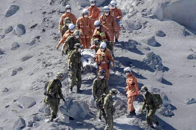 La plupart des 31 victimes ont été retrouvées... (Photo: Reuters)