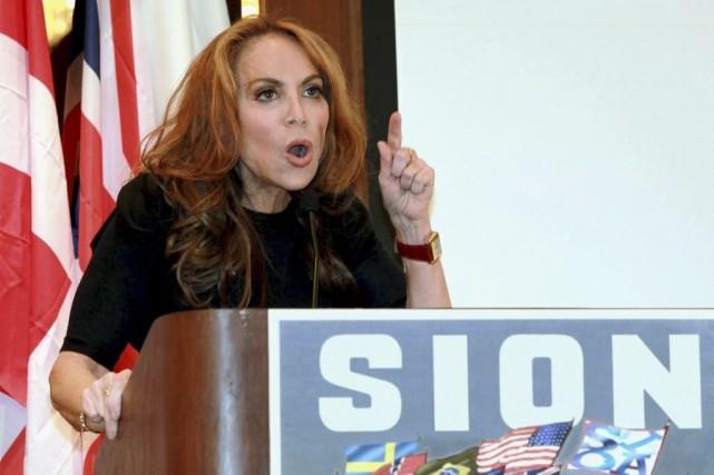 La militante anti-islam Pamela Geller prépare une campagne... (Photo: AP)
