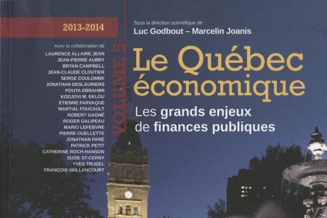 Le Québec économique, Luc Godbout et Marcelin Joanis...