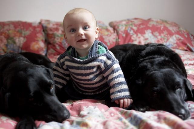 L'arrivée d'un nouveau-né change les habitudes de votre... (PHOTO MASTERFILES)