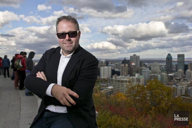 Alexandre Taillefer, associé principal XPND Capital... (PHOTO ARCHIVES LA PRESSE)