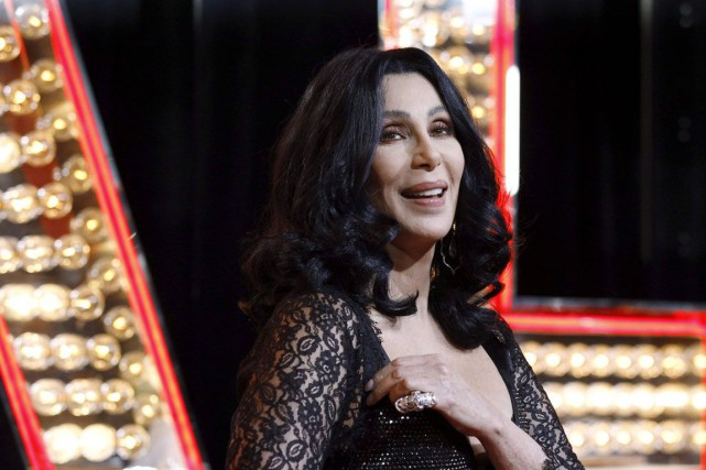 Cher... (Photo: archives Reuters)