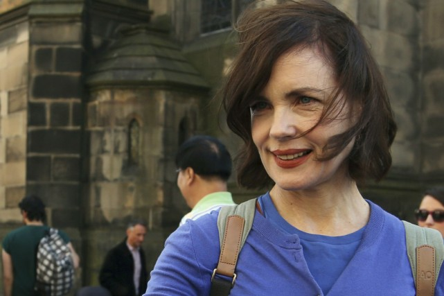 Elizabeth McGovern... (Photo: archives AP)