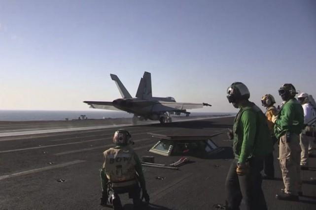 Si l'opération continuait sur cette cadence, le nombre... (Photo archives AFP)