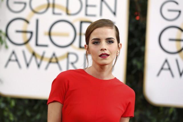 Emma Watson... (Photo: Reuters)