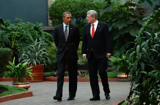 Compte tenu du mauvais état des relations entre... (Photo Sean Kilpatrick, archives La Presse Canadienne)