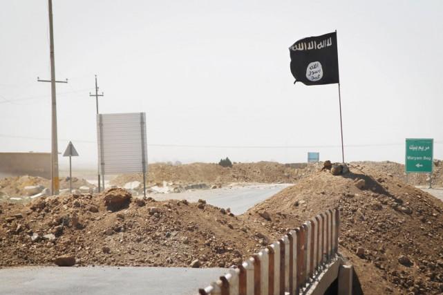 Connaissez-vous le groupe État islamique?Dix questions duChristian Science... (PHOTO AKO RASHEED, ARCHIVES REUTERS)
