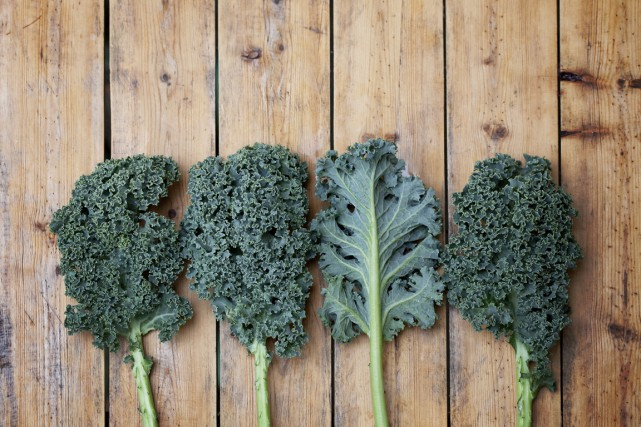 La popularité du kale est un bon exemple... (Photo Digital/Thinkstock)