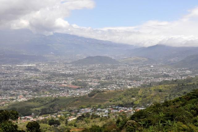 San José au Costa Rica.... (Photo Digital/Thinkstock)