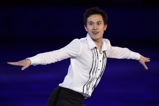 Le patineur Patrick Chan... (Photo archives La Presse Canadienne)