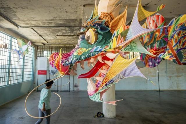 L'expositionAi Weiwei sur Alcatrazprend une résonance d'autant plus... (Photo AFP)