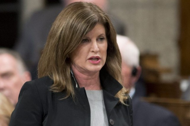 Rona Ambrose... (PHOTO ADRIAN WYLD, ARCHIVES LA PRESSE CANADIENNE)