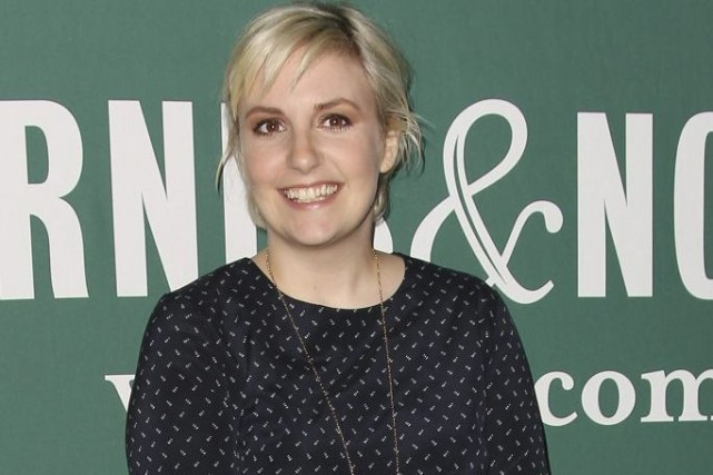 Lena Dunham... (Photo: AP)