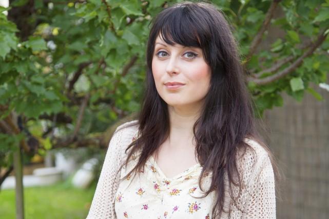 Marie Laforêt, auteure et blogueuse végane.... (Photo fournie par les éditions La Plage)