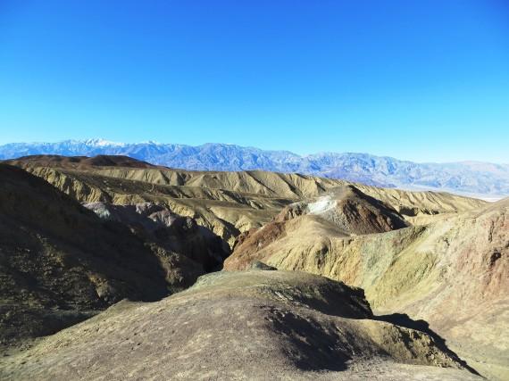 Dans la vallée de la Mort, en Californie,... (La Nouvelle, Jonathan Custeau)