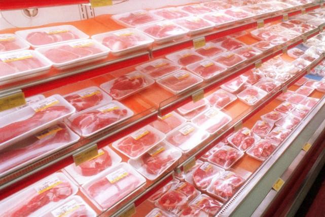 Un employé de supermarché new-yorkais a été accusé d'avoir quitté le magasin... (Photo archives AP)