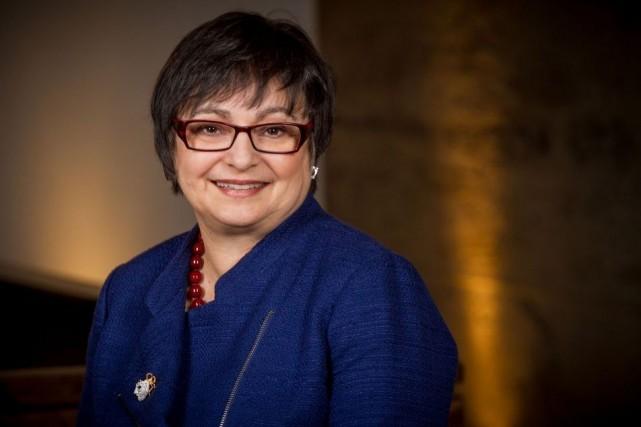 Lilianne Bertrand, MBA, présidente de l'Association pour la... (Tirée du site Internet de l'ASPQ)
