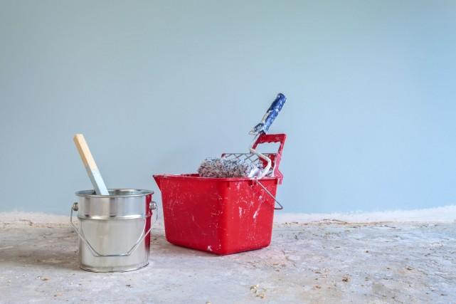 Vous vous êtes lancés dernièrement dans un gros projet de rénovation et votre... (Photo Digital/Thinkstock)