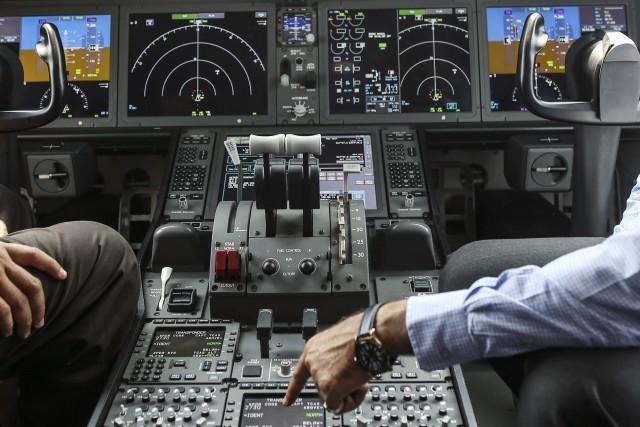 Le constructeur aéronautique américain Boeing va devoir changer des écrans qui... (Photo archives Bloomberg)