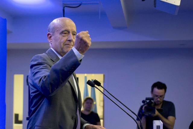 Alain Juppé a reçu un appui de poids... (Photo archives AFP)