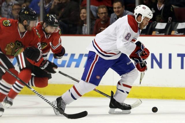Relisez notre couverture en direct du match préparatoire du Canadien contre les... (Photo: AP)