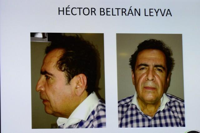 Le présumé chef de cartel Hector Beltran Leyva a été capturé, ont indiqué deux... (Photo: AFP)