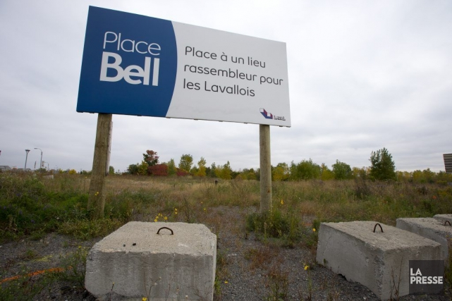 Le projet avait d'abord été annoncé à 120millions.... (PHOTO FRANCOIS ROY, LA PRESSE)