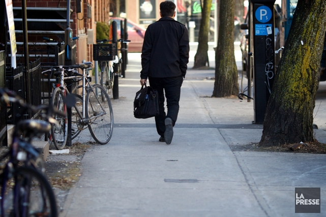 Pour l'ensemble du Québec, 6500 emplois se sont... (PHOTO SARAH MONGEAU-BIRKETT, LA PRESSE)