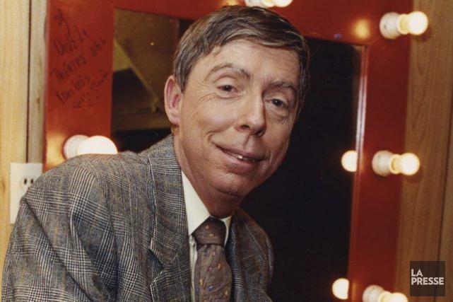 Gilles Latulippe, en 1991.... (Photothèque La Presse)