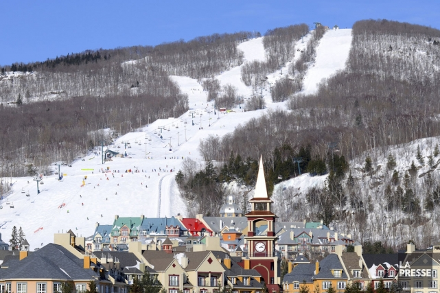 «Il y a un attrait pour la langue... (Photo fournie par Tremblant)