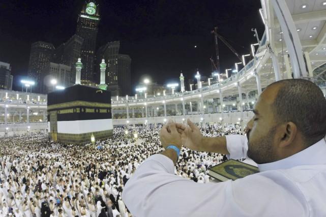 Selon les autorités saoudiennes, près de 1,4 million... (PHOTO MUHAMMAD HAMED, REUTERS)