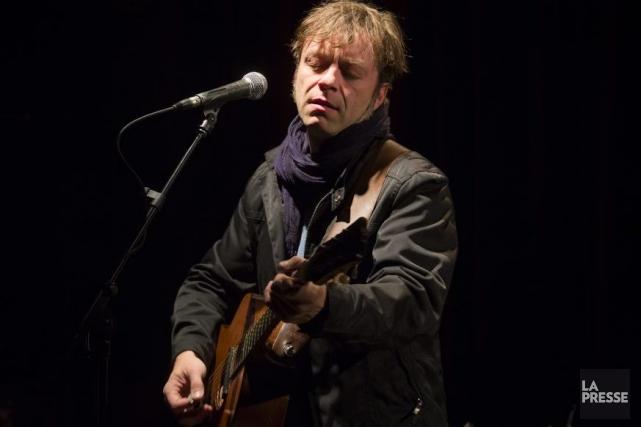 Daniel Boucher... (Photo: Olivier Pontbriand, La Presse)