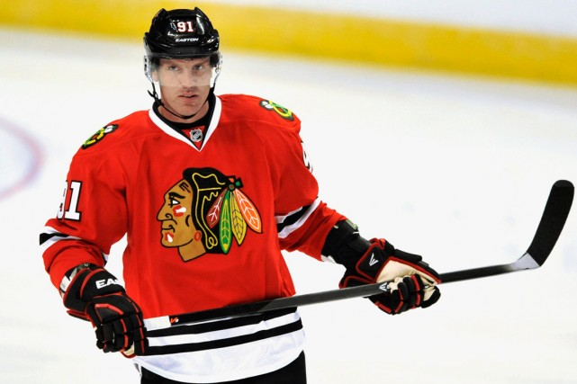 La carrière de Brad Richards a pris un... (Photo Paul Beaty, AP)