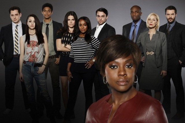How to Get Away With Murder... (Photo: fournie par ABC)