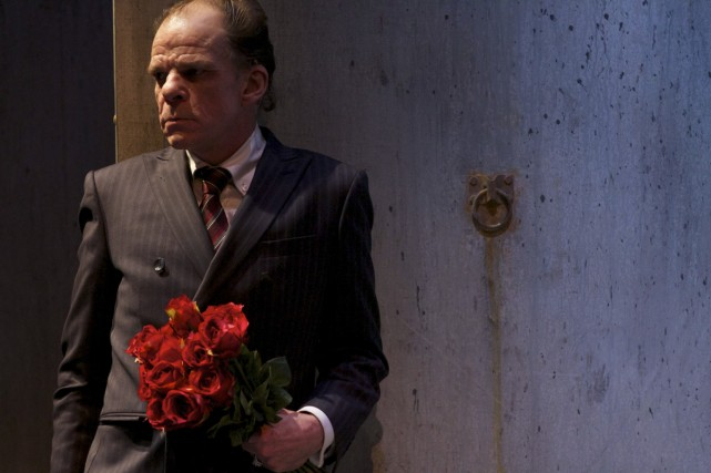 Denis Lavant a séduit des metteurs en scène... (Photo: Nicolas Descoteaux, fournie par le Théâtre Denise-Pelletier)