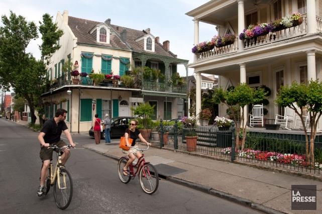 La Nouvelle-Orléans est un excellent choix pour une... (PHOTO ROBERT SKINNER, ARCHIVES LA PRESSE)