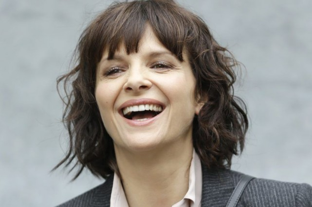 Juliette Binoche... (Photo: archives AP)