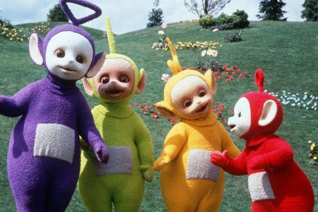 Les nouveaux épisodes mettront toujours en vedette Tinky... (Photo Associated Press)